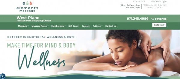 Elements - Asian Massage Plano