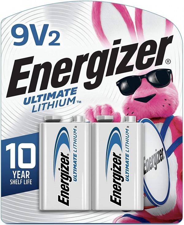 Energizer 9V Batteries