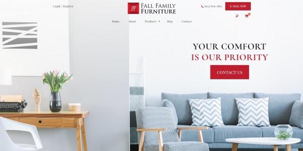 Fall Family Furniture