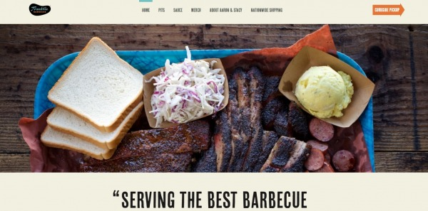 Franklin - bbq places in texas