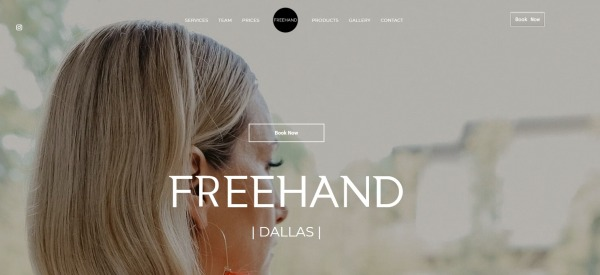 Free Hand Dallas - hair salons in dallas