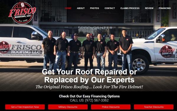 Frisco Roofing Llc