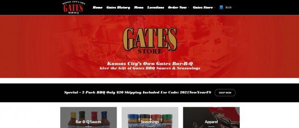 Gates- Best BBQ in Kansas City