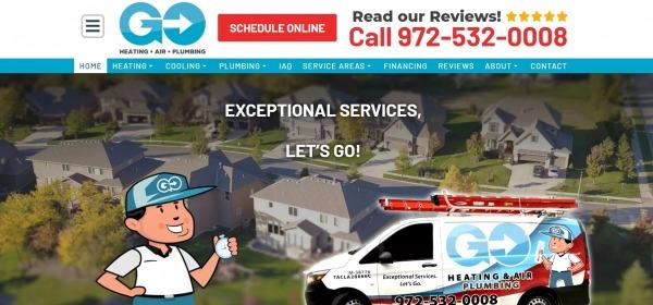 Go Air Services