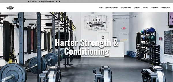 Harter Strength: Best Gym In Plano