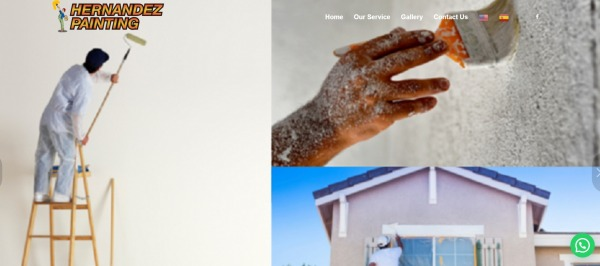 Hernandez Painting And Texture - House Painters In Plano