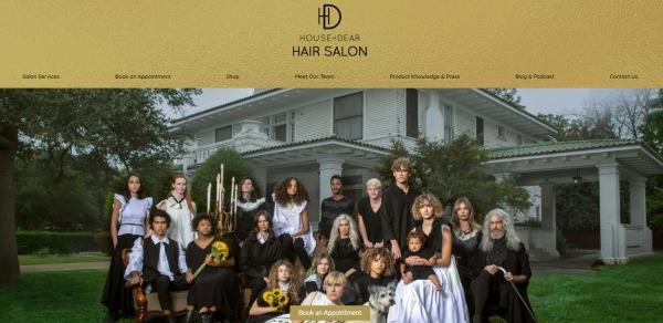 House of Dear Hair Salon - hair salons in dallas