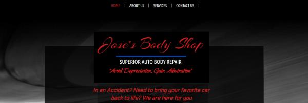 Jose's Body Shop