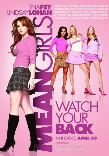 Mean Girls: Movie Like 10 Things I Hate About You