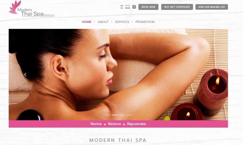Modern Thai Spa and Bodywork - Asian Massage Plano