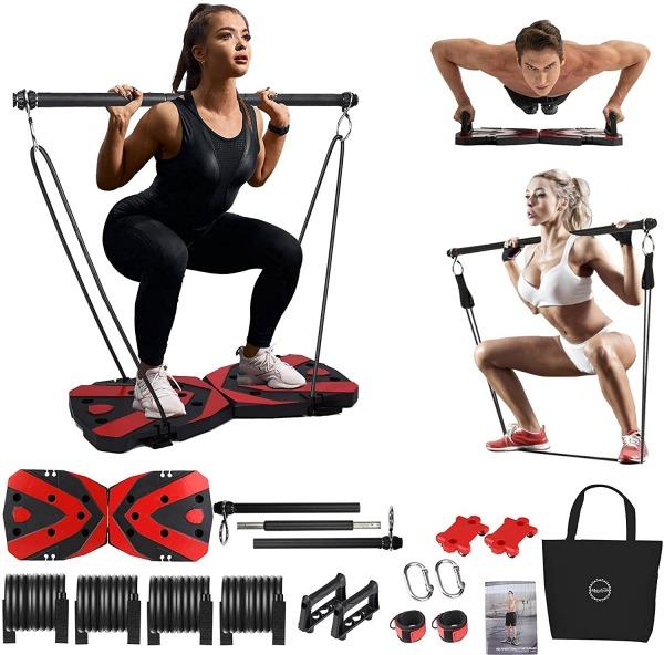 Moulyan Portable Home Gym Equipment on Amazon
