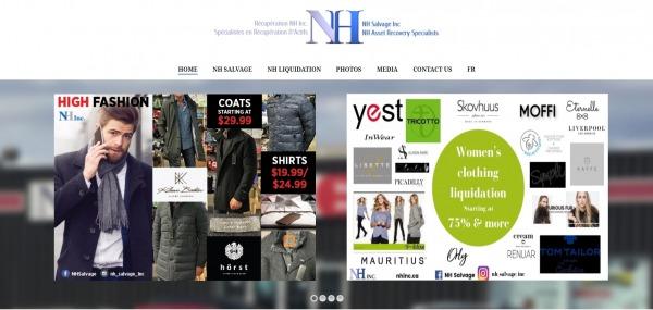 NH Salvage Inc.