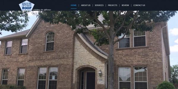 New Elite Roof - plano roofing companies