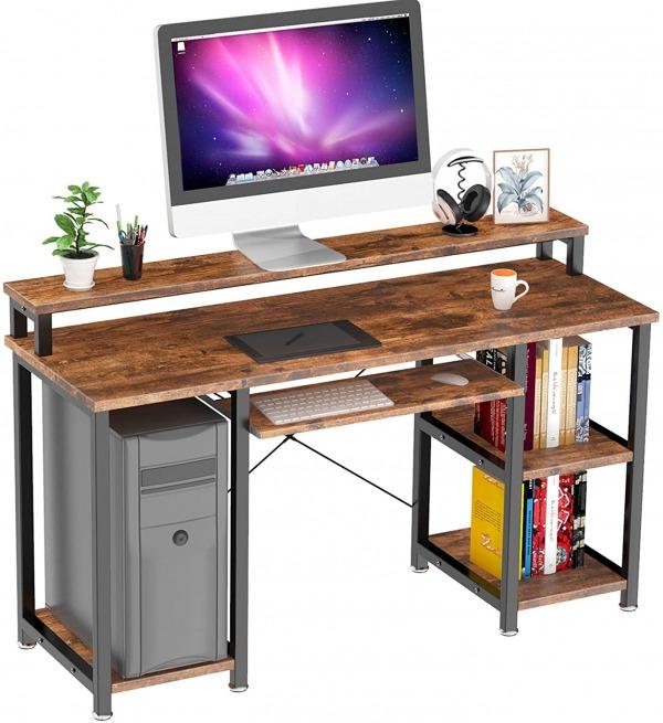 Noblewell Small Office Desk