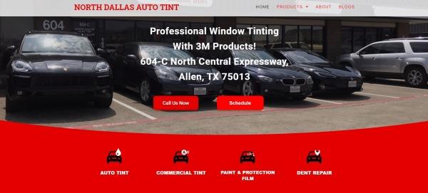 North Dallas Auto Tint