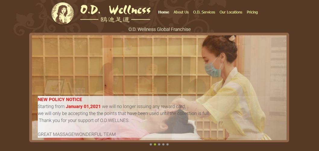 O.D Wellness of Frisco - Asian Massage Plano