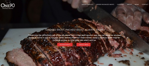 One90 Smoked Meats - best bbq in dallas