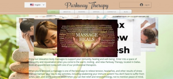 Parkway Therapy - Asian Massage Plano