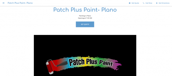 Patch Plus Paint - House Painters In Plano
