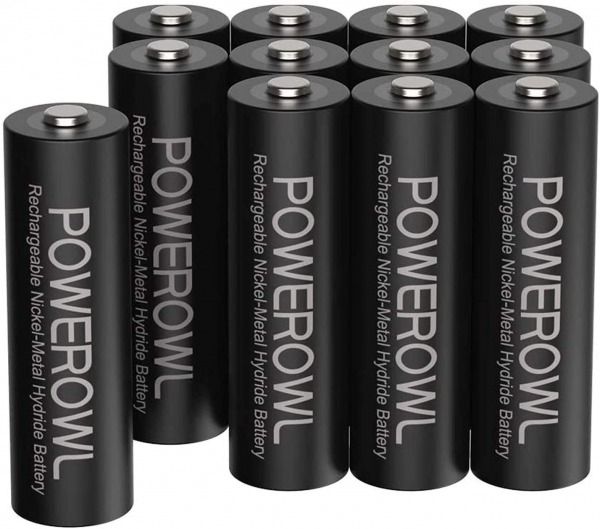 Powerowl AA Rechargeable Batteries
