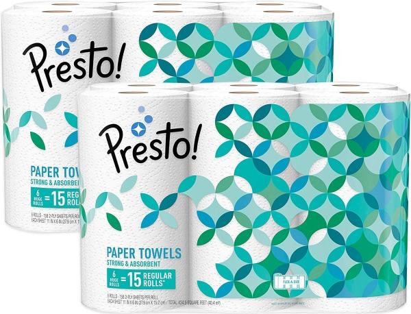 Presto - Paper Towels