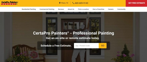 Pro Painting - House Painters In Plano