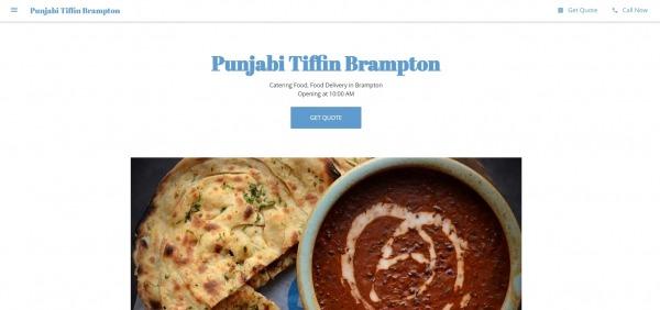 Punjabi Tiffin