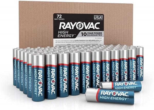 Rayovac Alkaline