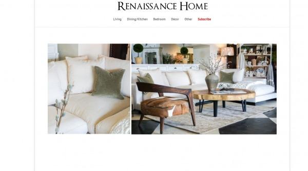 Renaissance Home-furniture stores langley