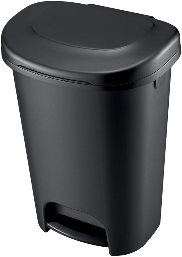 Rubbermaid Classic Step-on Trash Can