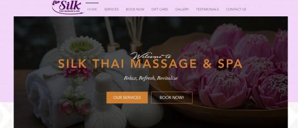 Silk Thai Massage And Spa