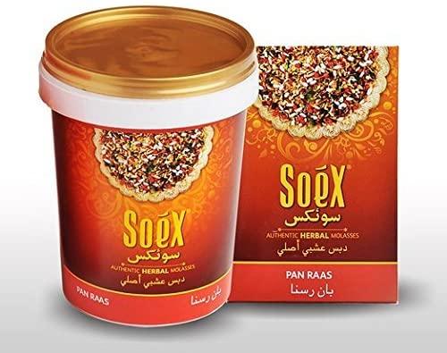 Soex Pan Raas Herbal Hookah Flavor