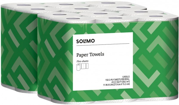Solimo - Paper Towels