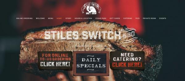 Stiles Switch BBQ and Brew