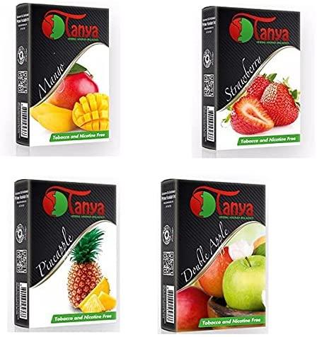 Tanya Shisha Herbal Flavor