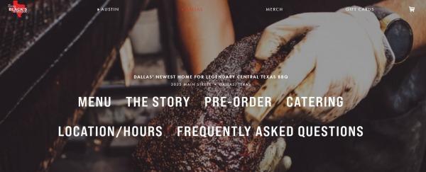 Terry Black's Barbecue - best bbq in dallas