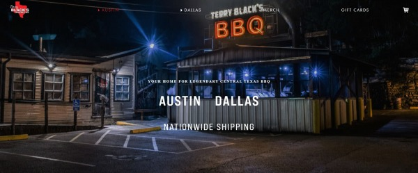 Terry Black's - bbq places in texas