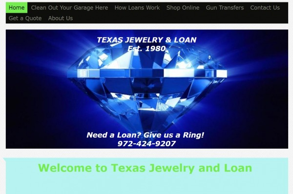 Texas Jewelry And Loan - Pawn Shops In Plano