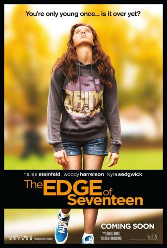 The Edge Of Seventeen - Movies like 17 Again