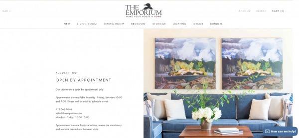 The Emporium - furniture stores ottawa