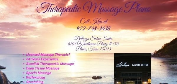 Therapeutic Massage Plano - Asian Massage Plano