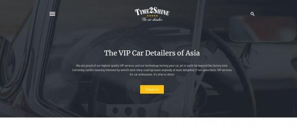 Time 2 Shine Auto - Car Ceramic Coating Plano