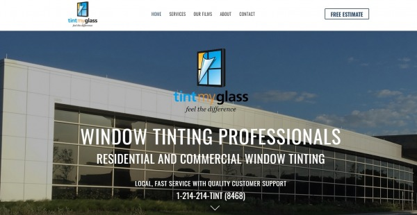 Tint My Glass - window tint plano