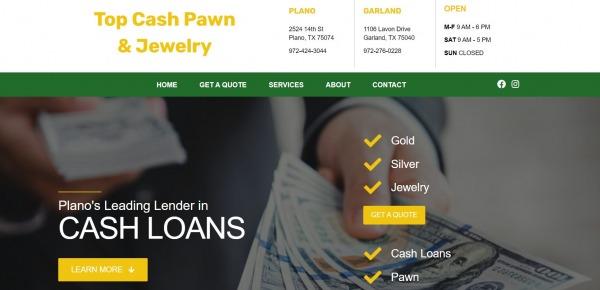Top Cash Pawn