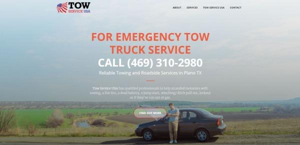 Tow Service USA