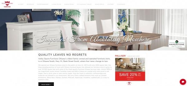 Valley squire furniture - furniture stores ottawa