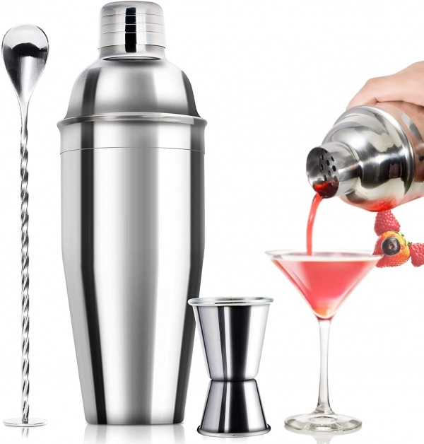 WPHUAW Cocktail Shaker Professional Set