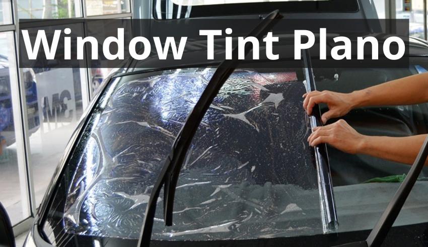Window Tint Plano
