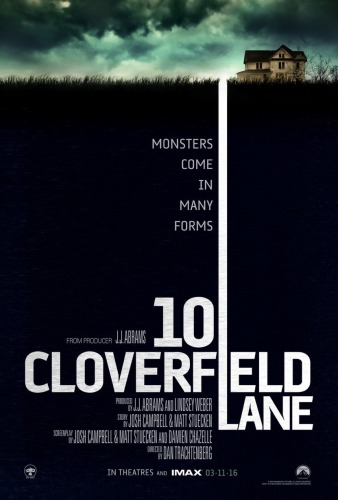 10 Cloverfield Lane - Movies Like A Quiet Place