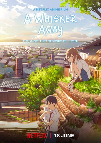 A Whisker Away - Movies Like A Silent Voice